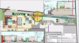 Möndaner, moderner Gartenfreisitz in Bötzingen, Gartengestaltung Helmut Lamprecht
