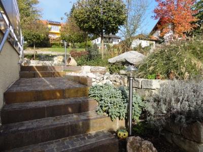 Gartengestaltung sollte zu jeder Jahreszeit eine gute Figur machen.