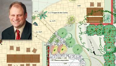 Gartenplaner Helmut Lamprecht