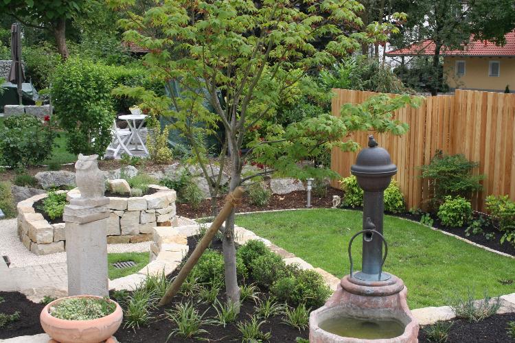 Gartenplanung- Empfehlungen und Kundenfeedback